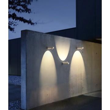 CATALIN DESIGNER INSPIRED NORDIC MODERN BAMBOO WALKWAY WALL LIGHT (BLACK/ WHITE)