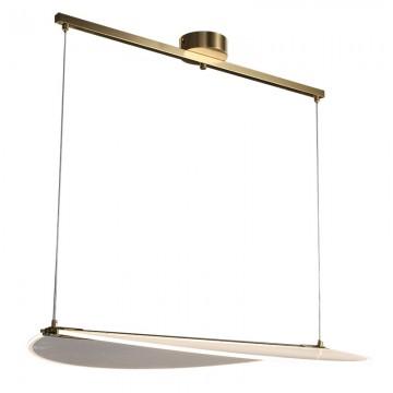 CONNAUGHT ADJUSTABLE STAINLESS STEEL BENDABLE FRAME POST-MODERN DESIGNER INSPIRED LIGHT
