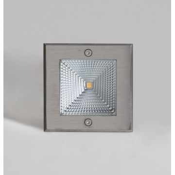 NOVA DURABLE HIGH FUNCTIONAL IP67 STAINLESS STEEL OUTDOOR RECESSED STEP LIGHT