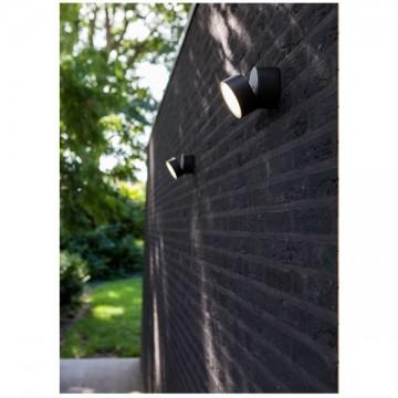 EMIEL OUTDOOR IP54 ADJUSTABLE ROUND SPLIT STYLISH WALL LIGHT