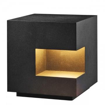 FREDERIC DESIGNER OUTDOOR CORRIDOR STEP BOLLARD LIGHT (DIRECT/ SOLAR)