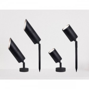 LECLAIR MODERN OUTDOOR IP66 WEATHERPROOF GARDEN LIGHT (SPIKE/ SURFACE)