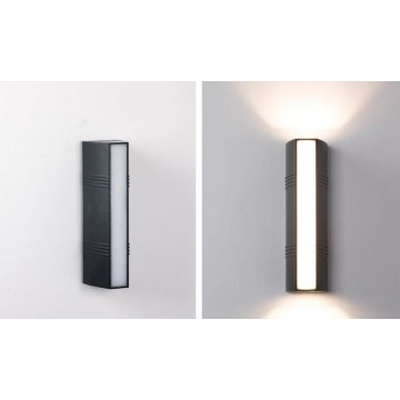 DANICA TIMELESS MINIMALIST CYLINDER OUTDOOR IP54 WALL MOUNT WALL LIGHT