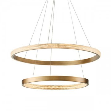 ORACLE LED MULTI-TIERED HOLLYWOOD GLAM RING LIGHTS