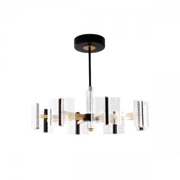 CRELL DESIGNER INSPIRED SOPHISTICATED TIERED PENDANT