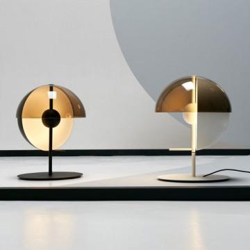 AVIAN SUPER MODERN STYLISH MINIMALIST GLASS TABLE LAMP