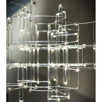 LUCIO STRUCTURAL LED FRAME CUSTOMISED ARCHITECTURAL LIGHTING