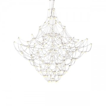MARIN LUXURIOUS GRAND CHANDELIER CUSTOMISED ARCHITECTURAL LIGHTING