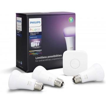 PHILIPS HUE SMART LED E27 BULB SERIES