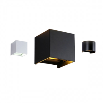 BAMI NORDIC OUTDOOR SIMPLE WALL LIGHT (SQUARE/ ROUND)