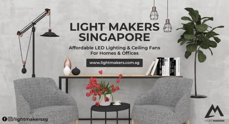 Light Makers - Brightening Singapore Since 1986